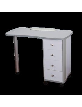 TABLE MANUCURE COMPACTE