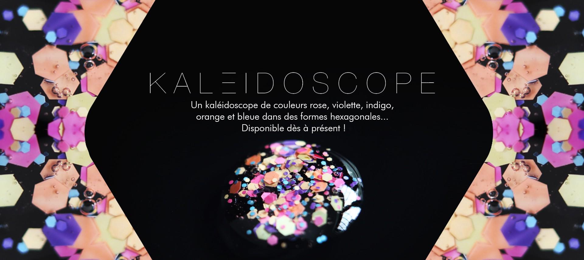 Gel de Couleur Kaleidoscope