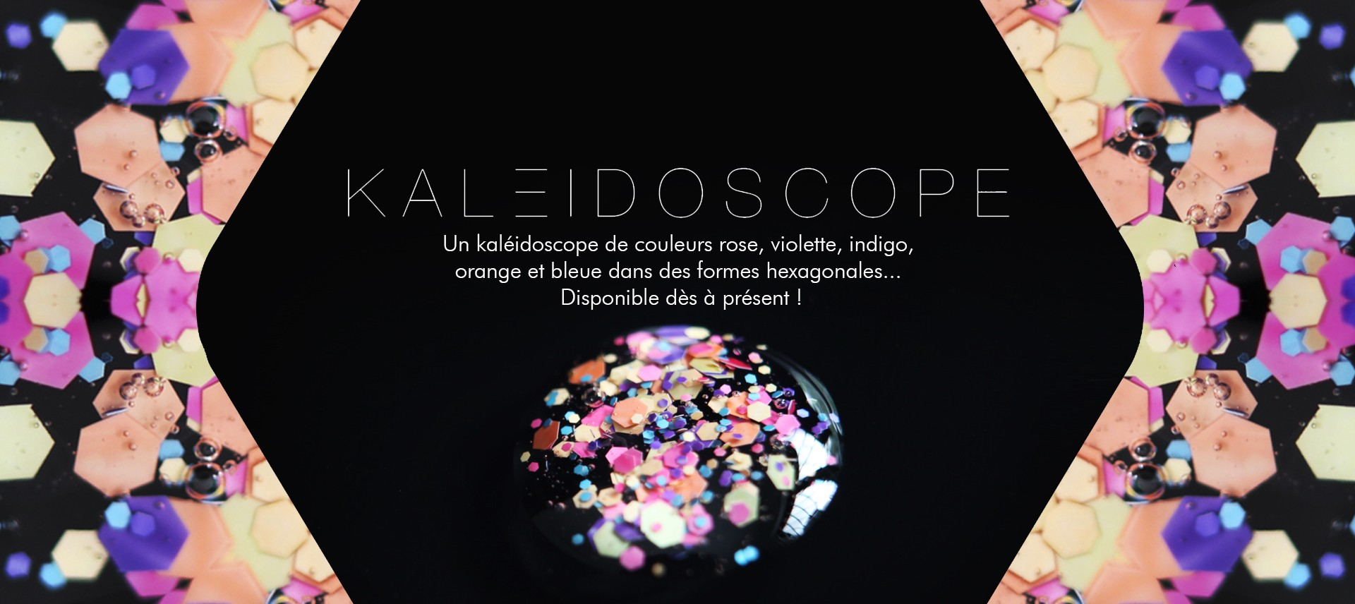 Gel de Couleur Kaleidoscope