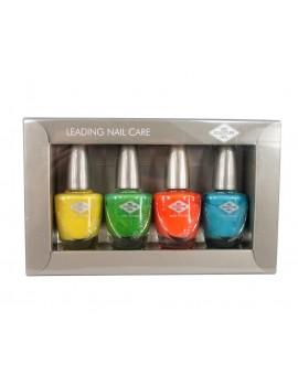 Pack de 4 vernis de couleur