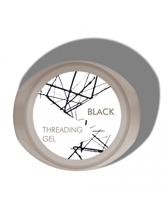 Threading Gel Noir 4.5gr