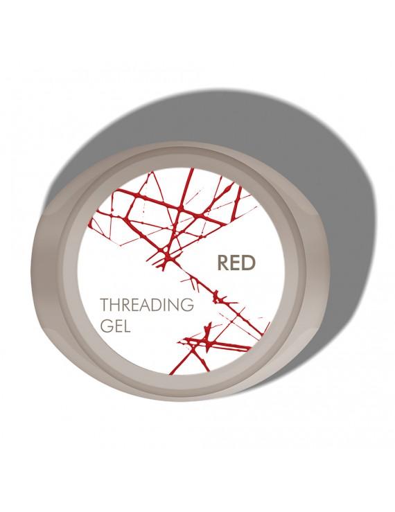 Threading Gel Rouge