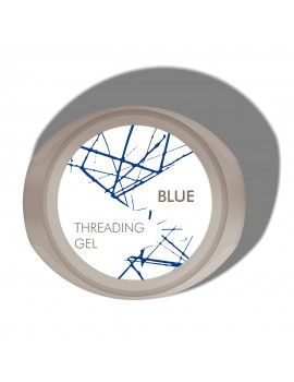 Threading Gel Bleu